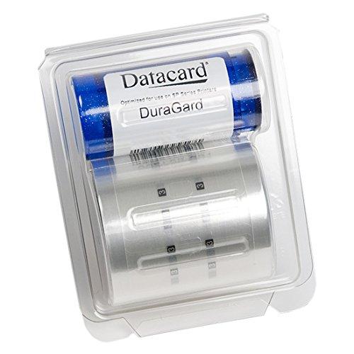 Datacard Clear DuraGard 1.0 Mil Laminate - 300 imprint - 508785-001