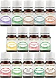 Essential Oils Set 14 - 5 ml Pure Therapeutic Grad...