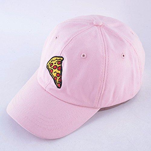 Hombre Mujer Béisbol De Bordado Mujer Sombrero Hueso Para De De Sol Para Algodón Sombreros Hop mznwpm Tapas Suave Pizza Gorra Unisex Hip El qtgSnBEtw