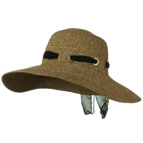 Q Headwear Satin Ribbon Band Toyo Hat - - Wide Braid Hat Toyo