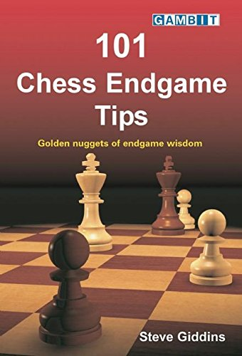 101 Chess Endgame Tips (Endgame Tips)