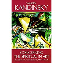 Concerning the Spiritual in Art (Dover Fine Art, History of Art)