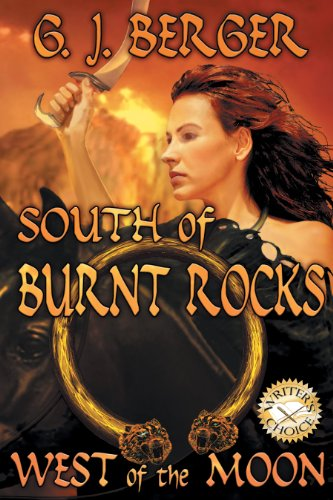 Book cover image for South of Burnt Rocks West of the Moon
