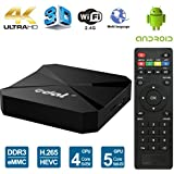 Edal T95E Android TV BOX RK3229 Quad Core 32bit TV Box 1GB/8GB wifi 2.4GHz support 4K HD Video HDMI TV Box