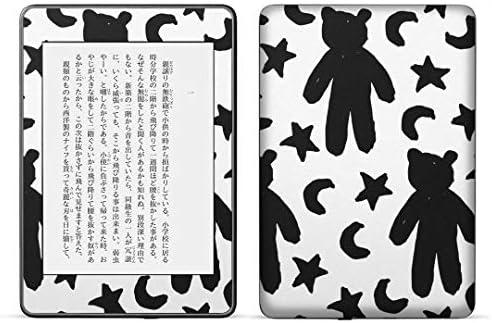 igsticker kindle paperwhite 第4世代 専用スキンシール キンドル ペーパーホワイト タブレット 電子書籍 裏表2枚セット カバー 保護 フィルム ステッカー 050781