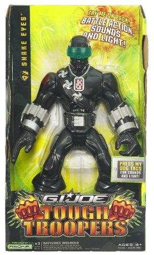 primera vez respuesta GI GI GI Joe Movie Tough Troopers Snake Eyes by G. I. Joe  para barato