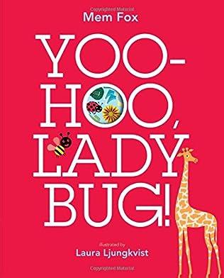 book cover of Yoo-Hoo, Ladybug!