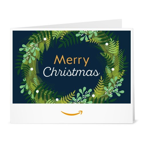 (Amazon Gift Card - Print - Christmas)