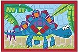 Darice Art Kit-Dinosaur Foamies Mosaic Dinasaur