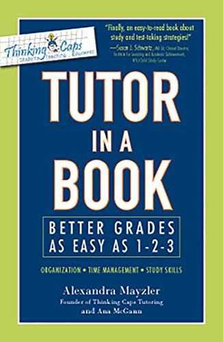 Download E Book For IPad Tutor In A Better Grades As Easy 1 2 3 By Alexandra Mayzler