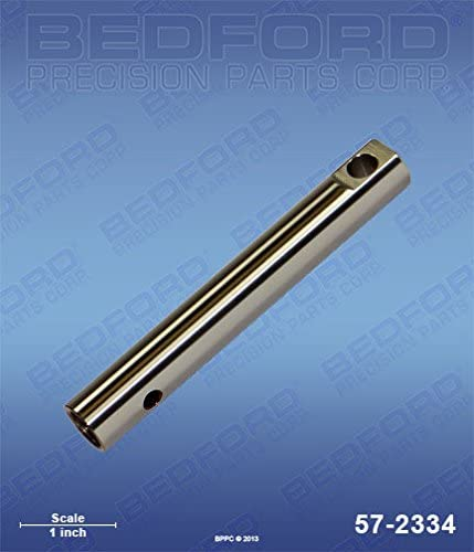 Bedford Precision Aftermarket Replacement for the H.E.R.O. 02-40-2019 Bedford Precision 57-2334 Bedford 57-2334 Rod – 400, 500, 6000 Pumps