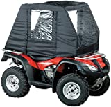 Raider 02-1400 Black Universal Heavy Nylon ATV Cab