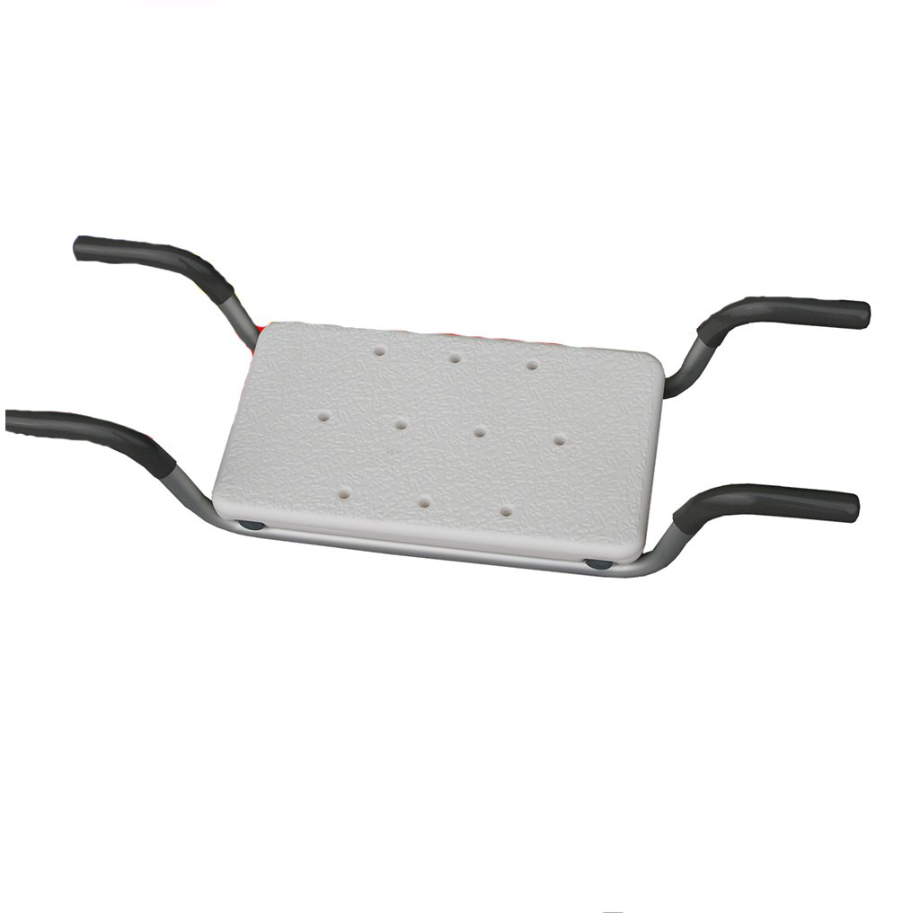 GRJH® シャワー椅子、錆びないアルミニウム合金浴室バスタブシッティングボード 防水,環境の快適さ B079GKJ82J