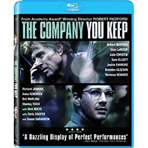 The Company You Keep [Blu-ray] (2013)