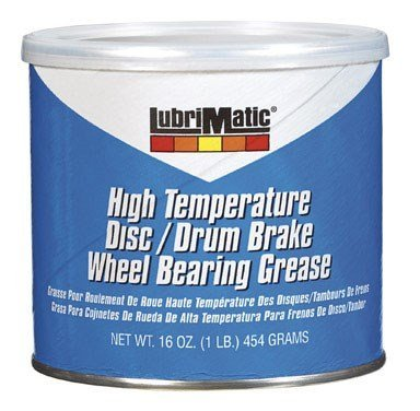 Lubrimatic Wheel Bearing Grease by Lubrimatic