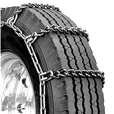 Security Chain Company QG2439 Quik Grip Truck Mud Service Tire Traction Chain - Set of 2: Automotive