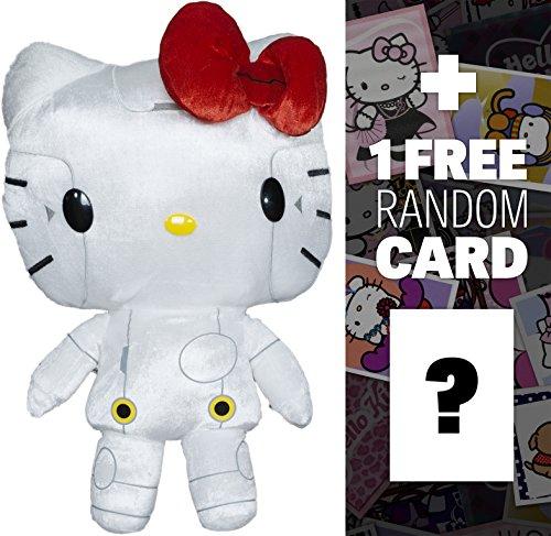 hello kitty robot stickers - 4