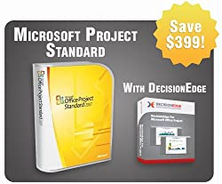 Microsoft Office Project Standard 2007 With Decisionedge