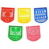Mexican Fiesta Party Flags