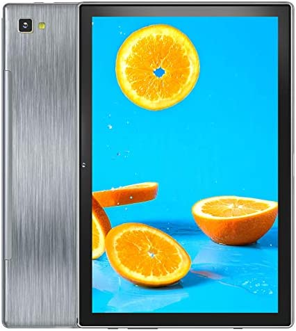 Tablet 10 Inch, Winnovo P20, Android 10.0, Octa Core Processor, 3GB RAM, 64GB ROM, 13MP Rear Camera, 19201200 FHD IPS Display, Dual WiFi, Type-C, GPS, Support Keyboard, Brushed Metal Shell, Grey