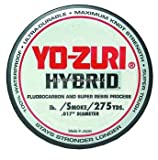 Yo-Zuri 275-Yard Hybrid Monofilament Fishing Line, Smoke Purple, 10-Pound For Sale