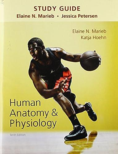 study guide for human anatomy physiology 9780133999310 medicine rh amazon com Human Anatomy Marieb 6th Edition Human Anatomy Marieb 8th Edition