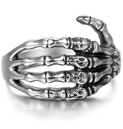 FIBO STEEL Stainless Steel Rings