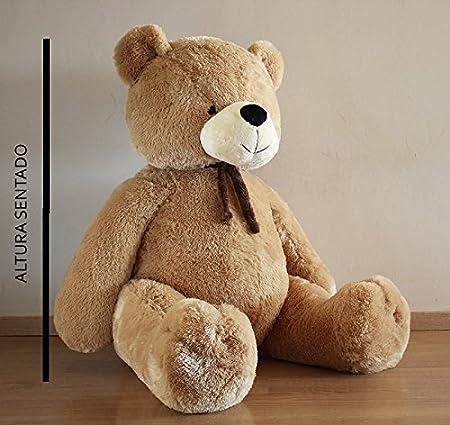 Oso panda de peluche gigante 155cm. Fabricado en España: Amazon.es: Juguetes y juegos
