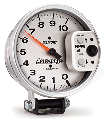 Auto Meter 233907 Autogage Memory Tachometer