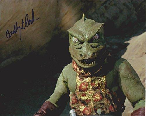 Bobby Clark Star Trek 4 Original Autographed 8X10 Photo