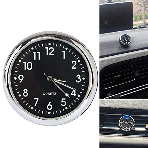 Acecharming Car Clock High