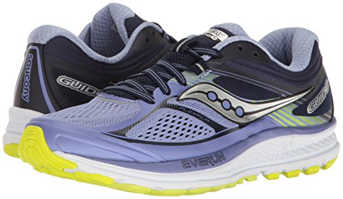 pur Multicolor Guide Women''s 10 Shoes Running Saucony ctn nvy RF67YwqO