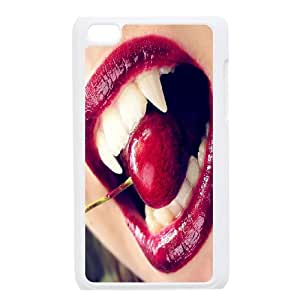 FLYBAI Tongue pattern Phone Case For Ipod Touch 4 [Pattern-4]