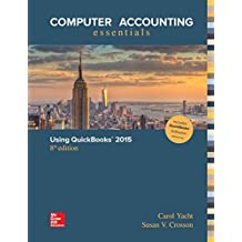 Computer Accounting Essentials Using Quickbooks 2015
