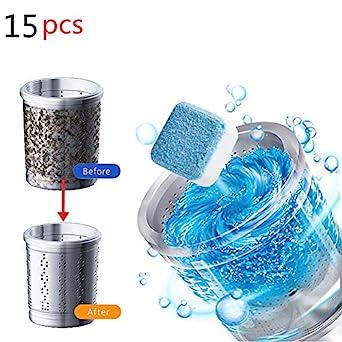 IXVXI - Limpiador de lavadora para tabletas efervescentes con ...