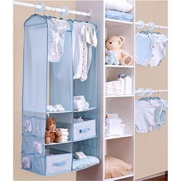 Genial Delta   24 Piece Nursery Closet Organizer, Baby B