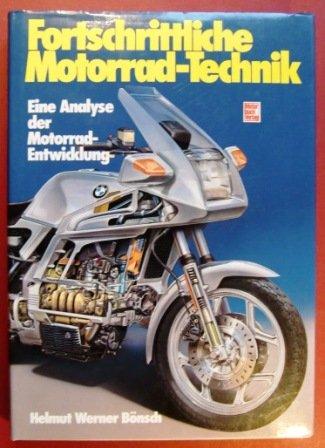 Fortschrittliche Motorradtechnik