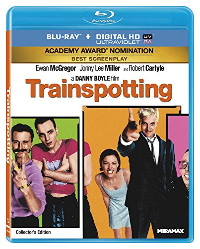 Blu-ray : Trainspotting (, Dolby, AC-3, Digital Theater System, Digital Copy)