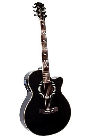 Guitar Custom Guitar St Ocean Blue Metallic Maple Fingerboard Black Dot Inlays Guitare Made In China 50% OFF