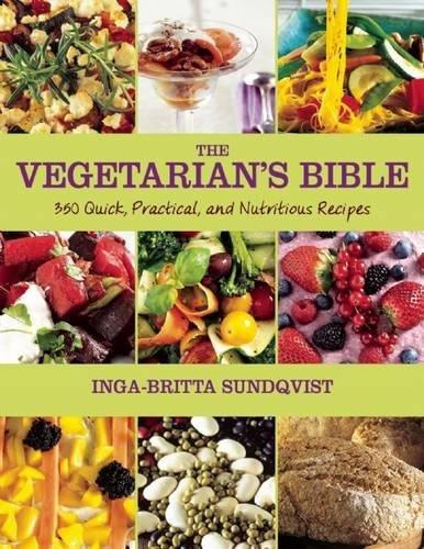 vegetarian and meat cookbook - 9