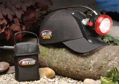 Nite Lite Rechargeable Nite Sport II LED Hunting Light Package by Nite Lite
