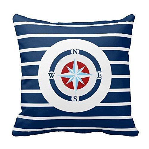 Decorbox Pattern Pillowcase Stripes Nautical product image