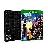 Kingdom Hearts lll - Brinde Steelbook - Xbox One + DLC Dawn Till Dusk (apenas na pré-venda)