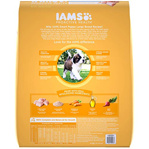 Iams Proactive Health Puppy Dry Dog Food – Chicken
