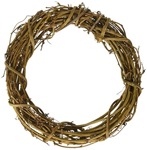 Darice 8 Inch Grapevine Wreath (Outlets Grapevine)