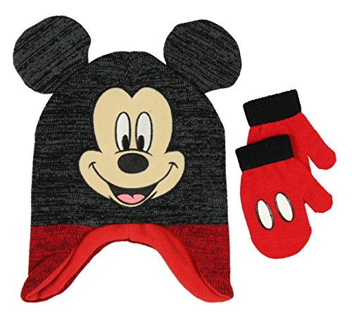 Mickey Mouse Toddler Winter Mitten