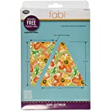 """Sizzix Bigz Die, Triangles Isosceles and Right 4-1/2"""" Height Assembled"""