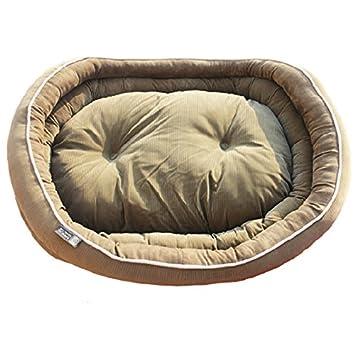 Victoria, cute Fashion suave y cálida cama para mascota perro gato, suave algodón PP