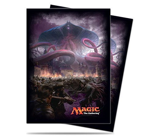 Magic the Gathering - MTG Eldritch Moon Emrakul Card Sleeves (80 Count) Deck Protectors by Ultra Pro