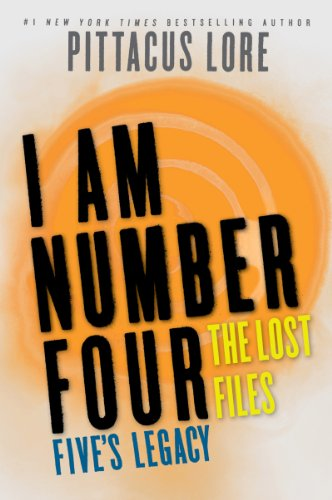 i am number five - 1